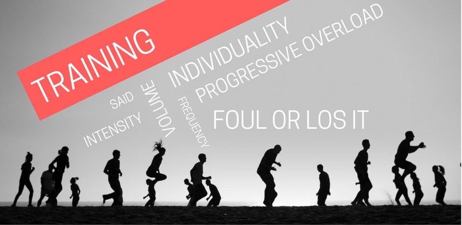 Principi dell allenamento