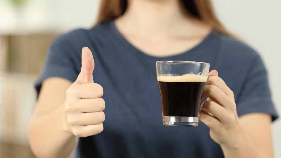 Effetti positivi della caffeina